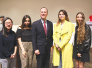 Schiff unveils winners of annual student art contest