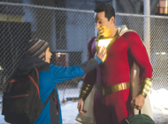 'Shazam!' solves the superhero third-act problem