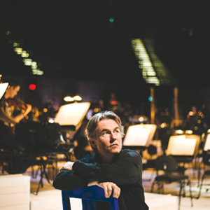Esa-Pekka Salonen will lead and develop British conductor and pianist Angus Webster and Finnish-British conductor Ross Jamie Collins during their time as Salonen Fellows. (photo courtesy of the Colburn School)