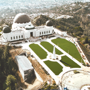 On May 18, the Griffith Observatory will celebrate the 50th anniversary of the Apollo 10 mission, which made the moon landing possible.  (photo courtesy of the Griffith Observatory)