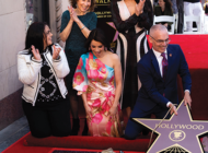 Liu becomes second Asian-American woman honored on Walk of Fame