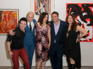 Beverly Hills art fundraiser benefits Project Angel Food