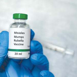 Doctors at Cedars-Sinai Medical Center advocate for vaccination as the best protection against measles. (photo by Getty Images/courtesy of  Cedars-Sinai Medical Center)