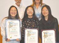 Epstein Scholarships awarded to top Fairfax High seniors