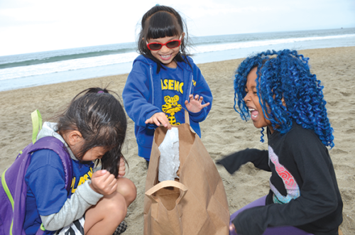 (photo courtesy of Kids Ocean Day)