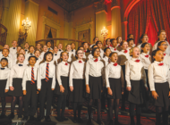 Children's chorus celebrates at annual Gala Bel Canto