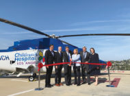 Lifesaving program takes flight at CHLA