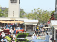Gilmore Heritage Auto Show to celebrate a milestone at the Farmers Market