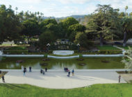 Beverly Hills celebrates grand reopening of park
