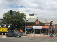 5G work causes concerns along Beverly Boulevard