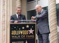 Oscar winner awarded star on Walk of Fame