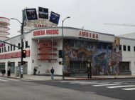 Tower approved at Amoeba Music site
