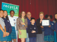 Cathedral Chapel School gets high grade for recycling and environmental protection