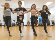 Academy teaches K-POP vocal and dance skills