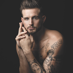 Nico Tortorella, who identifies as gender fluid and uses they/them/their pronouns, was named ambassador for LGBT Heritage Month in Los Angeles. (photo courtesy of the 13th District Council Office)