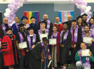Councilman congratulates LGBTQ grads at LACC