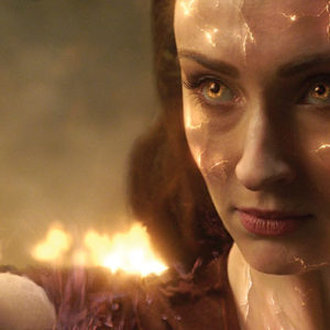 "Sophie Turner stars at Jean Grey in ""Dark Phoenix,"" the newest, and possibly final, X-Men movie. (photo courtesy of Disney)"