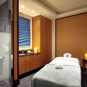 A new program at the La Prairie Spa at Waldorf Astoria Beverly Hills allows locals to enjoy many of the hotel's amenities. (photo courtesy of Waldorf Astoria Beverly Hills)