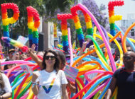 Thousands of people 'just unite' at the 49th annual Pride
