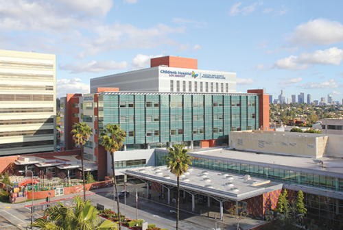 Some of a $25-million anonymous donation to Children's Hospital Los Angeles will help fund the creation of a new multidisciplinary Neurological Institute Outpatient Center. (photo courtesy of CHLA)