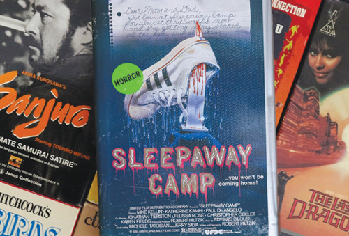 """""""Camp Fangoria"""" will feature three films including """"Sleepaway Camp,"""" as well as entertainment, food and more. (photo courtesy of Facebook)"""
