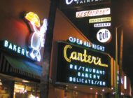 Bite into a Buck Benny at Canter's during National Hot Dog Month