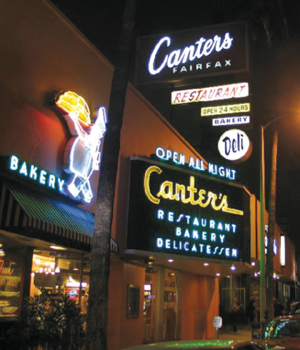 Canter's-night