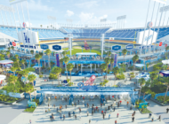 Dodger Stadium to add Centerfield Plaza