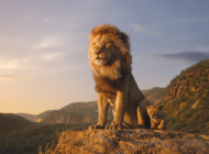 The king of the jungle comes to Hollywood
