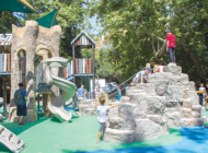 Project brings fun amenities to Fern Dell area playground