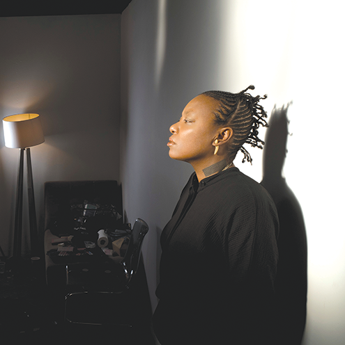 Musical artist Meshell Ndegeocello will perform as part of the Ford Theatres' IGNITE @ the FORD! Series. (photo by Charlie Gross)