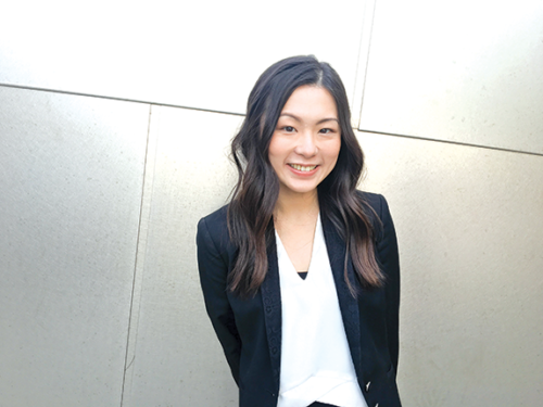 Jenny Wong of the Los Angeles Master Chorale will lead the Gay Men's Chorus of Los Angeles on a temporary basis as the group searches for a permanent artistic director. (photo courtesy of the Gay Men's Chorus of Los Angeles)