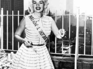 Meet the National Hot Dog girl, Jayne Mansfield