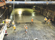 Metro plans for relocation of tunneling machines