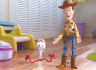 'Toy Story 4' sends the gang off in style