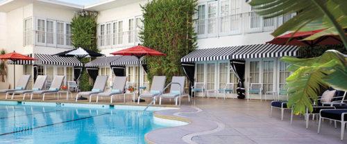 photo courtesy of Beverly Hilton Hotel