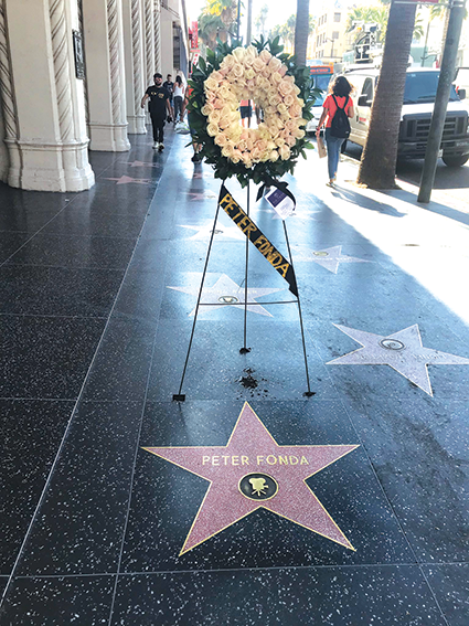(photo courtesy of the Hollywood Chamber of Commerce)