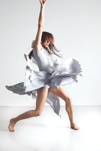 """BrockusRED will perform during the """"Women Rising-Choreography from the Female Perspective"""" show at Ford Theatres. (photo by Denise Leitner)"""