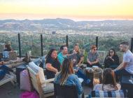 Castaway offers sensational views of Los Angeles