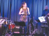 Frances Livings' Ipanema Lounge performs on Aug. 29