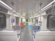 Metro's rail cars undergoing improvements to interiors