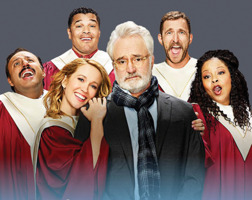 """Cast members of """"Perfect Harmony"""" will appear during an event at the Paley Center for Media in Beverly Hills that is part of the center's preview of fall TV programs. (photo courtesy of NBC and the Paley Center for Media)"""