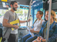 Students can ride DASH buses free with TAP cards ­under pilot program