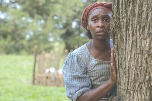 Cynthia Erivo portrays Harriet Tubman in a new film about the iconic American abolitionist, scheduled for release on Nov. 1. (photo courtesy of Focus Features)