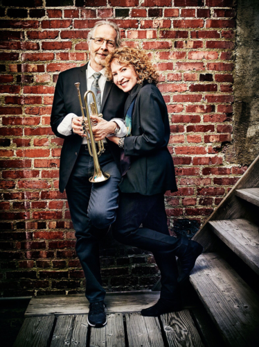 Performers Herb Alpert and Lani Hall will be perfoming a wide variety of songs across different genres and from other artists, including the Beatles. (photo courtesy of Dewey Hicks and the Wallis Annenberg Center for the Arts)