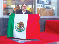 Del Toro gets star treatment on Hollywood Walk of Fame