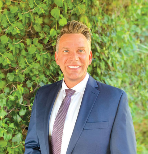 photo courtesy of the Beverly Hills Unified School District Craig Bugbee, who previously served as assistant principal for multiple schools, will take on the role of principal at Horace Mann School on Aug. 1. (photo courtesy of the Beverly Hills Unified School District)