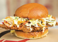 All aboard the fried chicken sandwich bandwagon