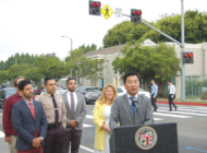 'HAWK' signal makes crossing safer