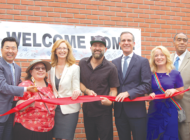 Bridge housing welcomes new residents